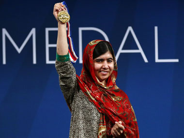 Choose books over bullets, give every girl 12 years of free education: Malala tells world