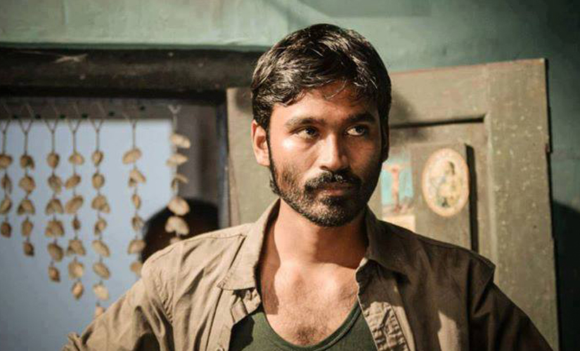 Dhanush. YouTube