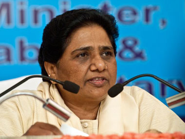 Mayawati's supports GST, mocks Modi's tea diplomacy, pushes for quotas in marathon RS