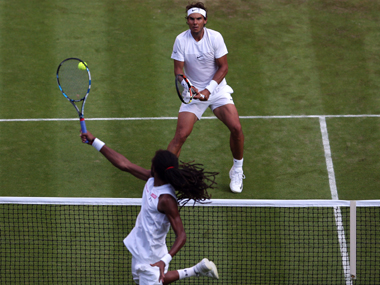 Nadal crashes out in second round of Wimbledon in four sets to German Dustin Brown