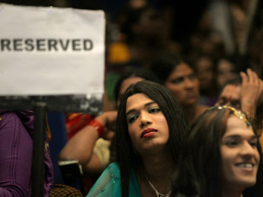 Transgender group demonstrates in Hyderabad for government jobs, housing and security