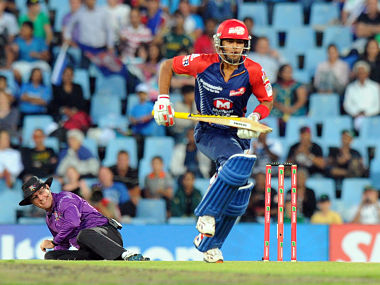 File photo of Unmukt Chand. AFP