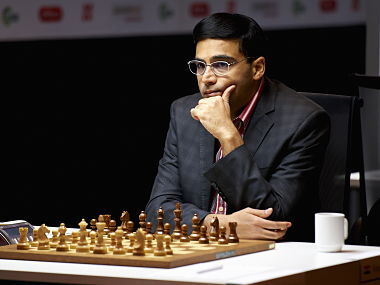 Tata Steel Masters Viswanathan Anand plays out draw with Anish Giri shares 11th spot after just one point from three games