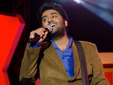 Arijit Singh's Nagpur show cancelled for third time citing lack of funds and clearance