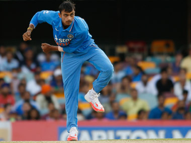 File picture of Axar Patel. AFP