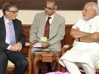 Bill Gates to Narendra Modi You need to generate new healthcare models for India