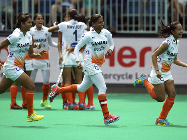 End of a 36-year wait: Indian women's hockey team confirm berth in Rio Olympics
