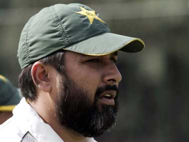 File picture of Inzamam-ul-Haq. Reuters