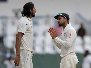 You need to keep believing that somehow you will take wickets: Ishant Sharma