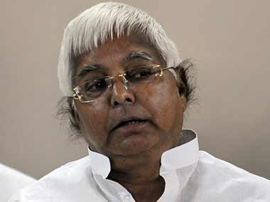 Bihar polls: Samajwadi Party to contest 5 seats, says Lalu