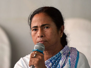 Release of water from barrages making floods worse, says Mamata Banerjee