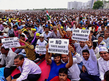 Coming full circle on reservations Heres why Patels OBC status demand should worry India