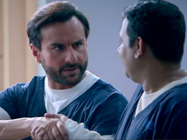 Phantom review Saif Katrina and Kabir Khan avenge 2611 Bollywood style