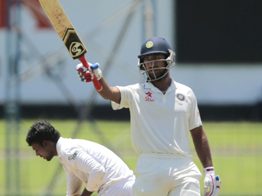 SL v IND Day 2 Lunch report: Pujara makes fifty as cautious India lose Kohli, Rohit