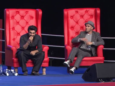AIB Roast 20 Why not say members of All India Bakchod