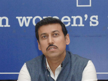 India will play in FIFA World Cup very soon, says sports minister Rajyavardhan Singh Rathore