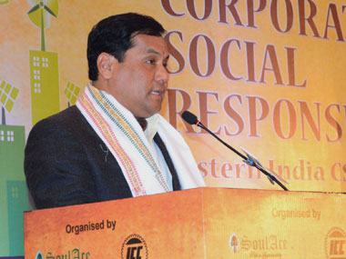 Sports Minister Sarbananda Sonowal defends selection policy for National Awards