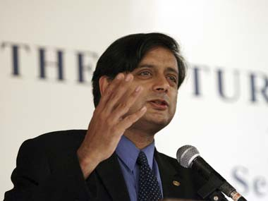 States shouldn't act like murderers: Shashi Tharoor on death penalty