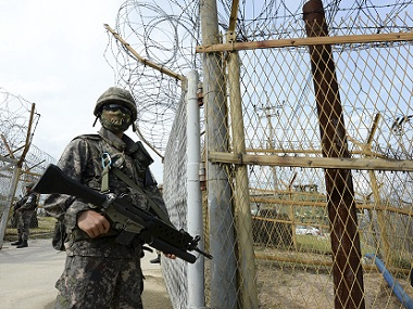 North South Korea and UN Command hold first talks on demilitarising border at Panmunjom