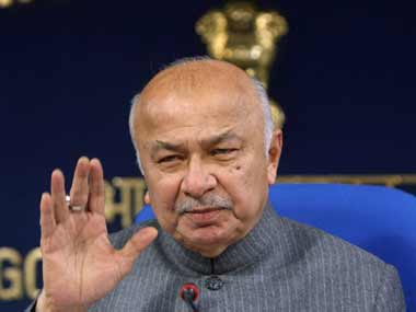 Congress slams Rajnath Singh: Shinde denies having uttered 'Hindu terrorism' in Parliament