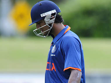 File picture of Unmukt Chand. Getty