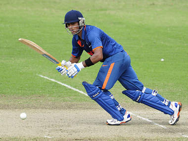 File picture of Unmukt Chand. AFP