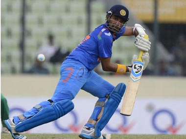 File picture of Robin Uthappa. AFP