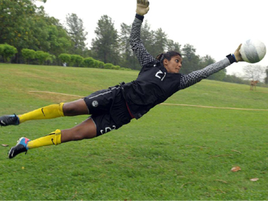 Visa problems could force Indian footballer Aditi Chauhan to return from England