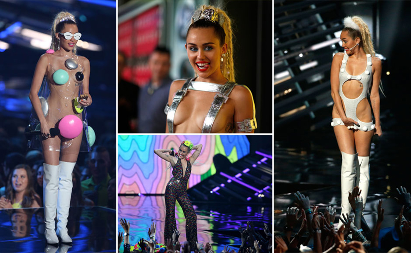 Kanye West for president to Justin Bieber crying: The weirdest things that happened at 2015 MTV VMAs