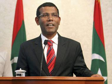 Stunned by MDP's treachery, India in no hurry to bail out Nasheed
