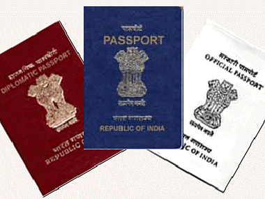 Hand-written passports became invalid for travelling abroad from today