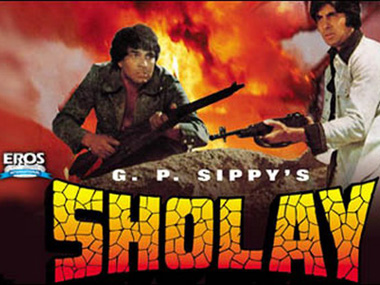 Jai almost got a happy ending in Sholay.