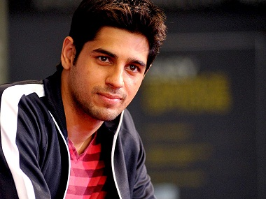 Sidharth Malhotra signs film with Raj Kumar Gupta has three more in the pipeline