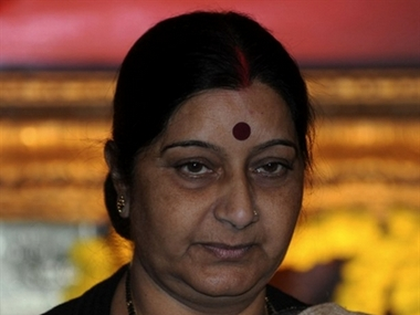 Jumping the gun: Sushma Swaraj's tweet on the release of 2 Indians in Libya was