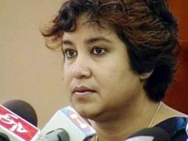 After Manohar Lal Khattars remarks on namaz in public Taslima Nasreen says similar rules should apply for other worshippers too