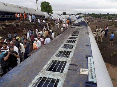 Harda train tragedy Authorities still groping in dark for possible cause of accident