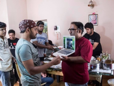 Woah American filmmaker directs an entire Kannada film over Skype