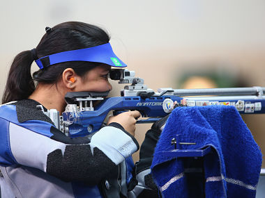 Apurvi Chandela clinches silver at ISSF Rifle and Pistol World Cup Finals