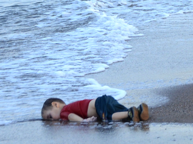 The death of Aylan Kurdi has held a mirror to the real face of Europe