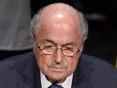 Blatter appeals against 90-day ban amid FIFA turmoil