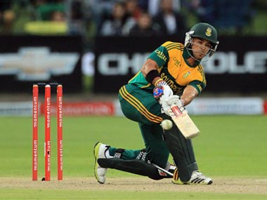 South Africa are under no illusion that it's going to be a walkover in ODI series: Duminy