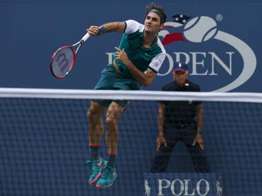 US Open: Federer cruises into second round while others struggle in the heat