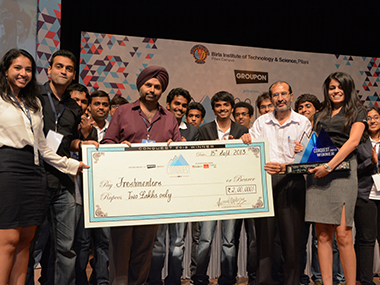 Swagene conquers startup contest Conquest 2015 Gamezop comes in as second
