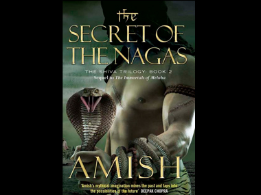 Book excerpt from The Secret of the Nagas Where the hell have you been Neelkanth