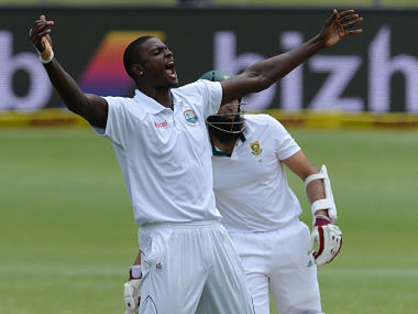 Holder appointed new West Indies Test captain as Ramdin axed