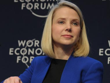 """Yahoo CEO Marissa Mayer expecting twins but will only take """"limited time away"""""""
