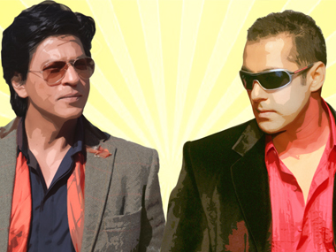 Salman Khan and Shah Rukh Khan being sold in goat markets in UP