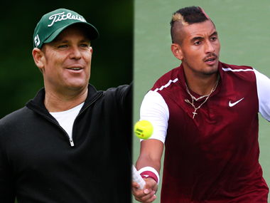 You're testing our patience mate, step up: Shane Warnes advice to Nick Kyrgios