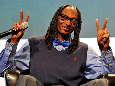 'We will be like the encyclopedia': Snoop Dogg launches cannabis lifestyle website