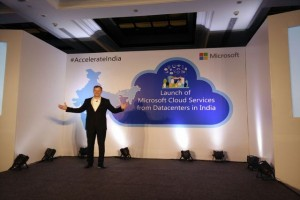 Microsoft Indias cloud updates 3 data centres launched today locally hosted Office 365 to go live